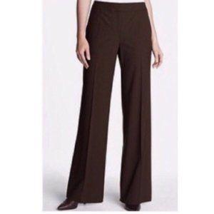 LAFAYETTE 148 wide leg wool pants | 8 | VGC